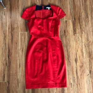 Fitted Banana Republic dress in great condition
